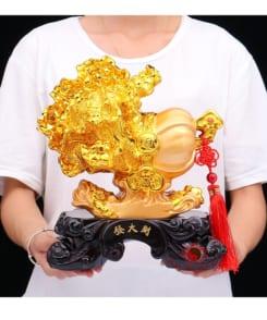bắp cải phong thủy vàng 1