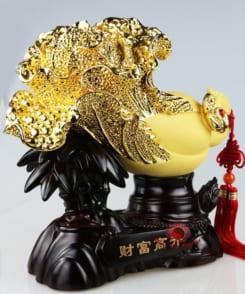 bắp cải phong thủy vàng cỡ lớn 3