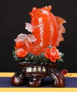 cá chép đỏ phú quý hữu dư 3