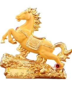 ngựa phong thủy chiêu tài lộc 3