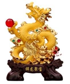 rồng phong thủy rồng phun châu nhả ngọc 4