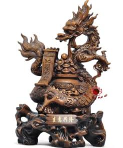 tượng rồng phong thủy sinh ý hưng long 4