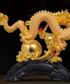 tượng rồng phun châu nhả ngọc 2