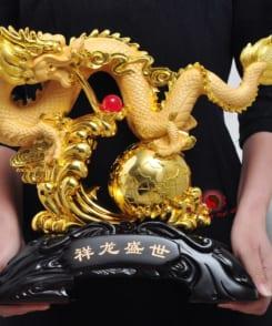 tượng rồng phun châu nhả ngọc 3