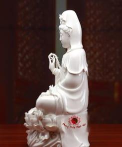 tượng sứ ngài quan thế âm 2