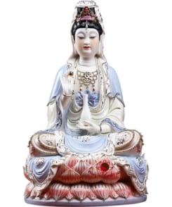 tượng thờ quan thế âm nhỏ 3