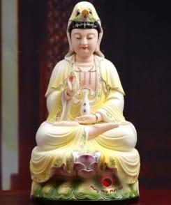 tượng sứ ngài quan âm bồ tát 3