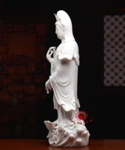 tượng thờ phật bà quan âm đứng 4