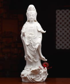 tượng thờ phật bà quan âm đứng 5