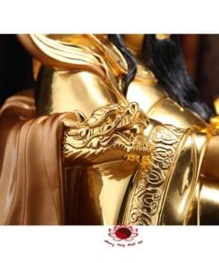 thần tài thần tiền mạ vàng đại phú quý 8