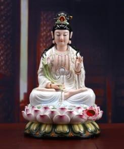 tượng đại thế chí đẹp tượng thờ cao cấp 7