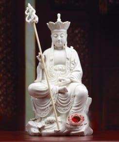 tượng sứ ngài địa tạng vương bồ tát đẹp 6