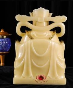 tượng thờ thần phát màu vàng cao cấp 4