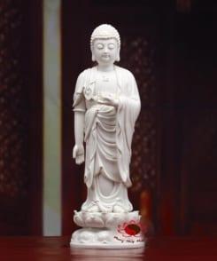 tượng thờ tịnh độ đức a di đà đứng 5