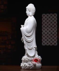 tượng thờ tịnh độ tông phật a di đà 3