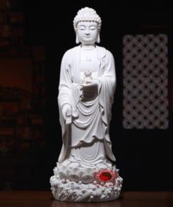 tượng thờ tịnh độ tông phật a di đà 4