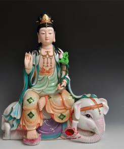tượng thờ văn thù sư lợi bồ tát đẹp 5
