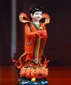 tượng tiên đồng ngọc nữ đẹp 9