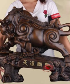 tượng trâu phong thủy đẹp cho người tuổi sửu 3