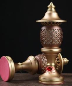 cặp đèn thờ đồng cao cấp 7