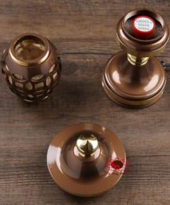 đèn thờ bằng đồng cao cấp 6