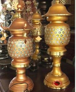 đèn thờ bằng đồng cổ điển 4