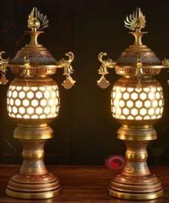 đèn thờ đài loan cao cấp 5