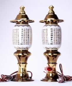 đèn thờ điện để bàn phật đẹp 3