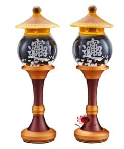 đèn thờ điện hoa sen 7