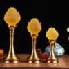 đèn thờ hoa sen nhiều kích cỡ 5