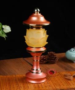 đèn thờ hợp kim đồng nhiều kích cỡ 4