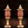 mẫu đèn thờ bằng đồng đẹp 7
